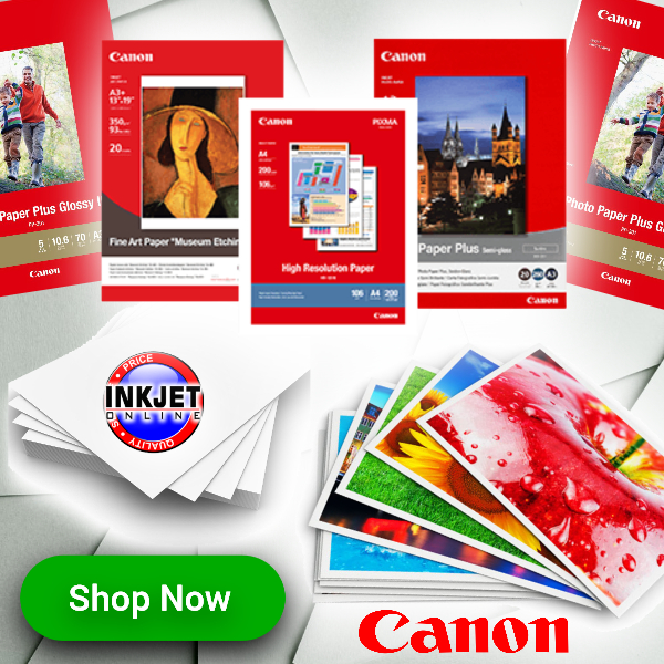 Canon Printer Papers