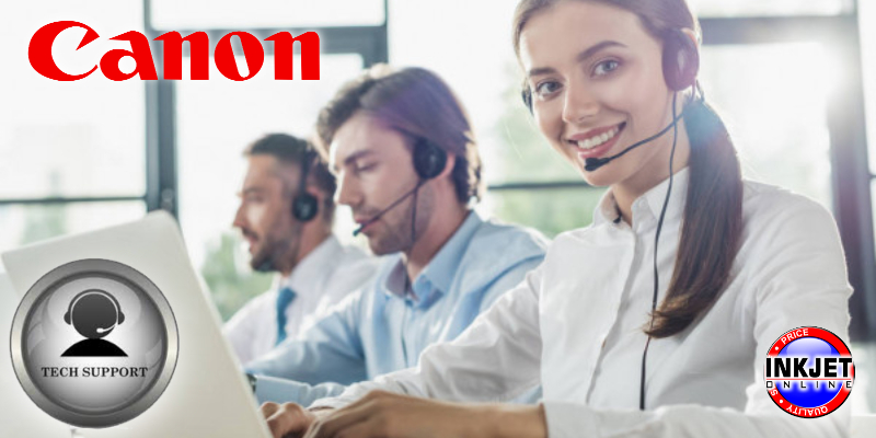 Canon Tech Support