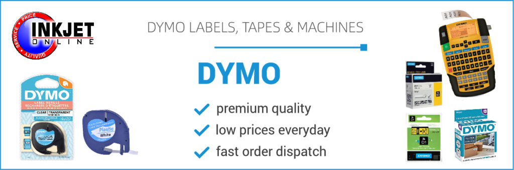 Dymo Labels, Tapes & Label Machines