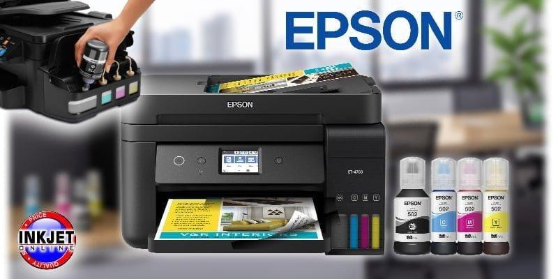 Epson Eco Tank Ink