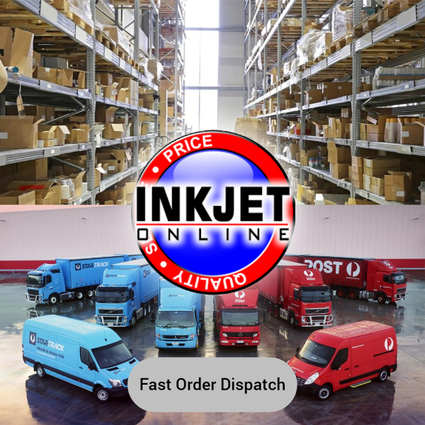 Fast Shipping from Inkjet Online