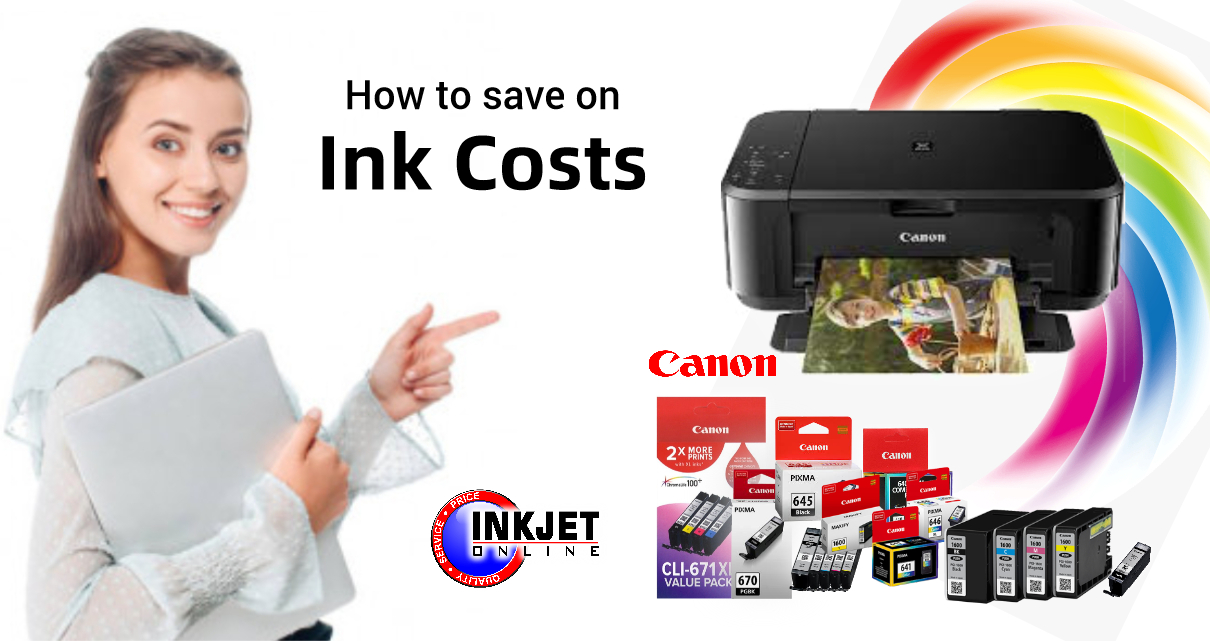 Save While Using Genuine Canon Supplies