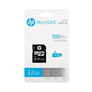HP MicroSD U1 32GB