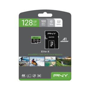 PNY USD Elite-X 128GB Card