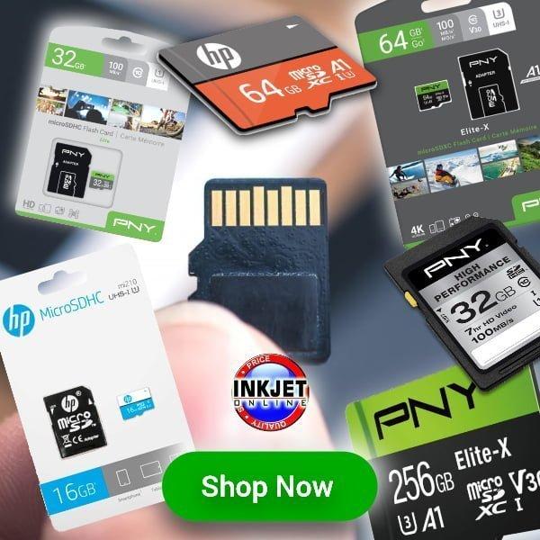 SD Cards & MicroSD Cards