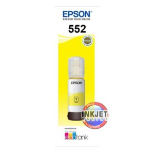Epson 552 Yellow Ink Cartridge