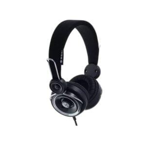 Moki Drops Black Headphones