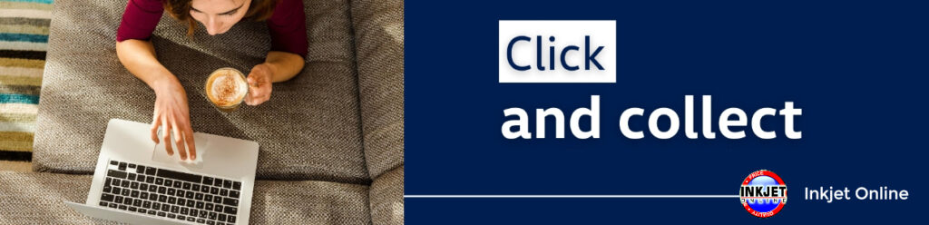 Click and Collect Inkjet Online