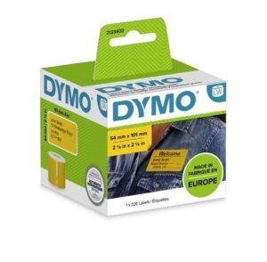 Dymo 2133400 54x101mm LW Yellow Labels