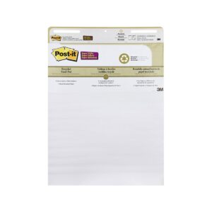 Post-It Easel Pad 559-RP Recycled 635x762mm Pk2